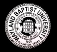 Decal Wayland Baptist Univ. Seal On Clear