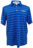 Ping Polo Striped Wayland Baptist University